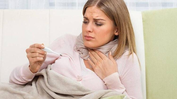 Boğaz ağrısından 12 adımda kurtulun!