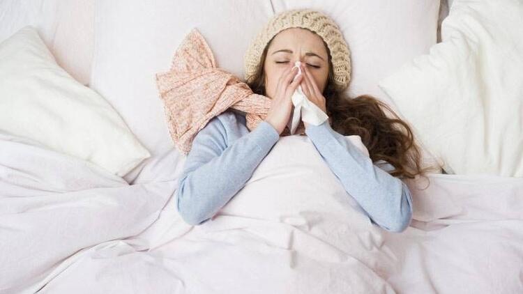Grip virüsünden korunmanın 8 yolu