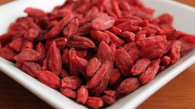 Goji berry nedir, goji berry'nin faydaları nelerdir?