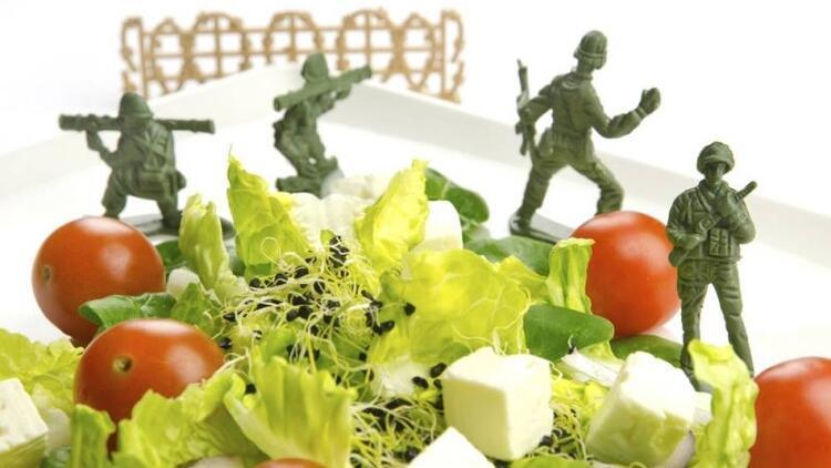 Askeri disiplinle kilo vermeyi deneyin!