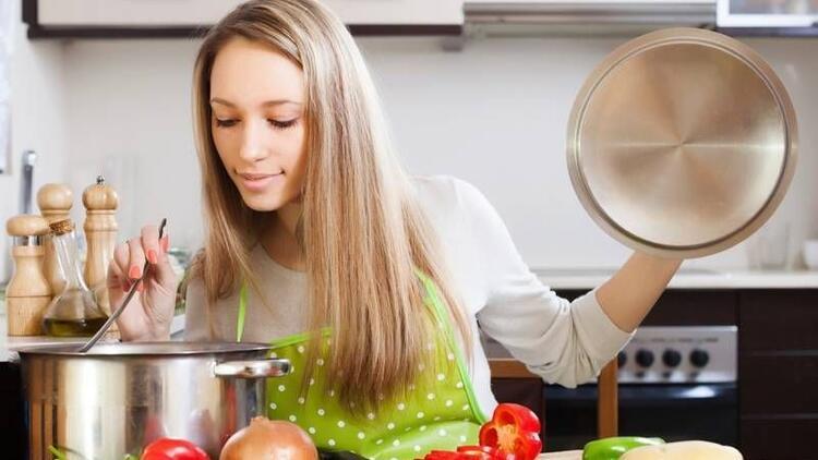 Yemek pişirirken yapılan 5 hata