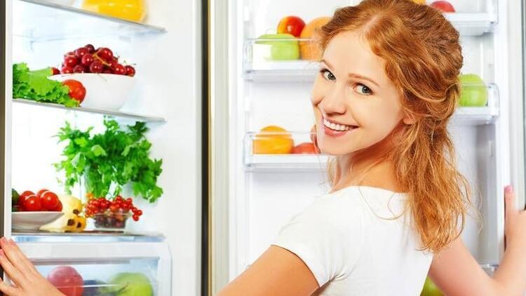Yiyecekleri buzdolabında nasıl saklamalıyız?