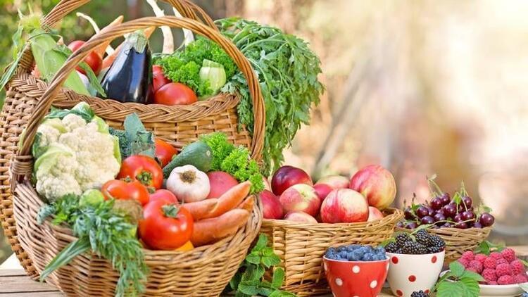 Yaşlanma etkilerini azaltan sebze ve meyveler!
