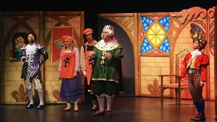 ETİ Çocuk Tiyatrosu 23 Nisan'da Kanal D ekranlarında