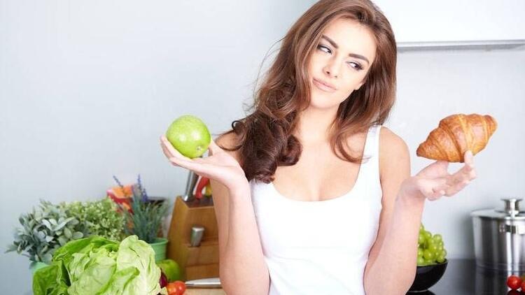 Yanlış diyetlerle zayıflamanın 10 kötü sonucu