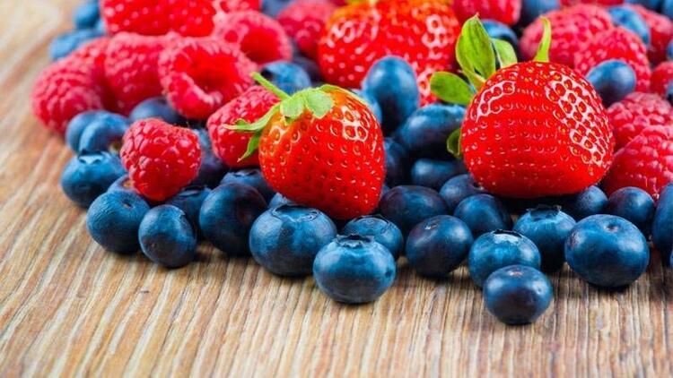 Küçük meyvelerin içinden çıkan büyük sağlık!