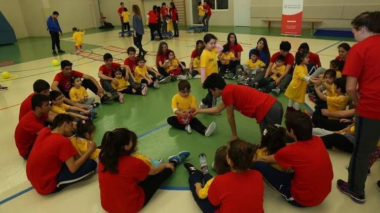 'Minik Sporcular' projesi daha da büyüyor!
