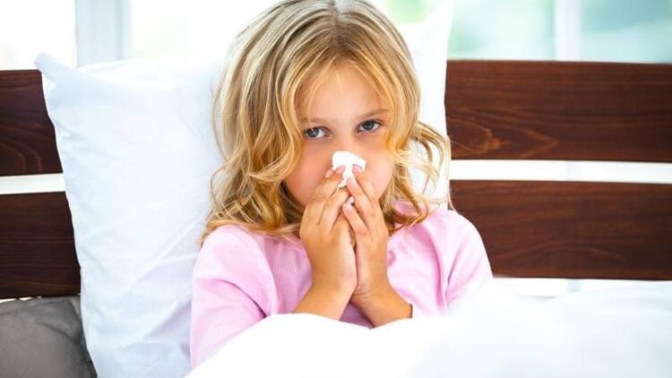 Çocuklar alerji mevsiminden daha çok etkileniyor