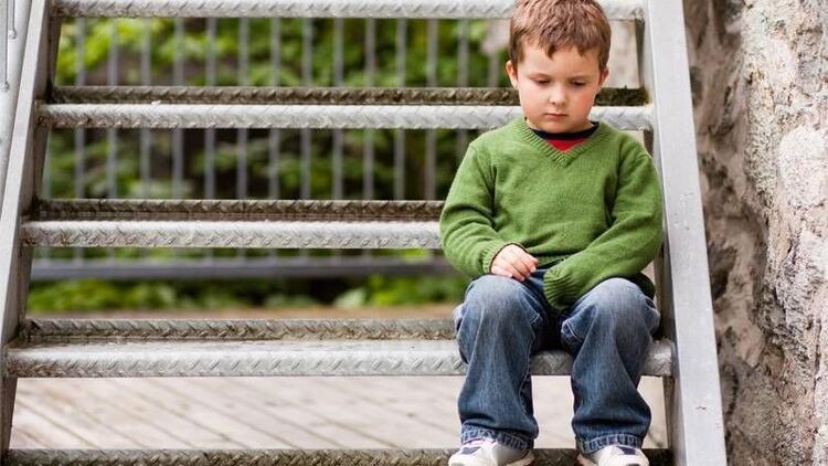 Stres çocukları depresyona sürüklüyor