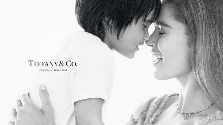 Her anne bir Tiffany anını hak eder