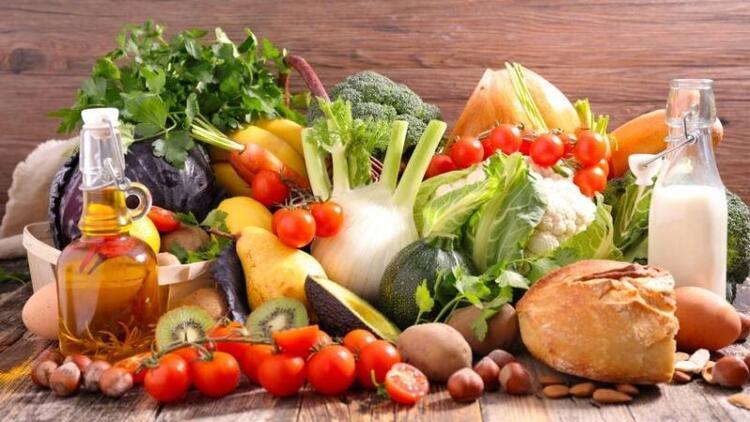 Antioksidan zengini yiyecekler
