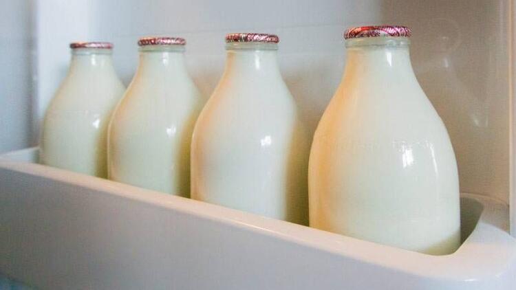 Süt yağ yakımını hızlandırıyor!