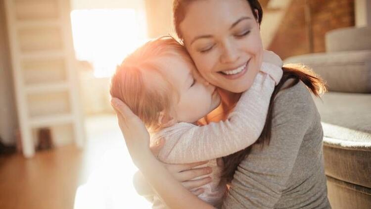 Çocuğunuza sevginizi göstermenin 50 yolu