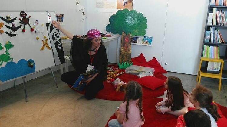 Çocuk Bienali'nde kuklalarla hikayeler anlatılacak