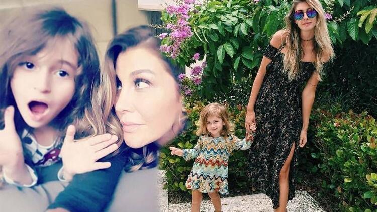 Ünlü anneler ve çocukları Instagram'da!