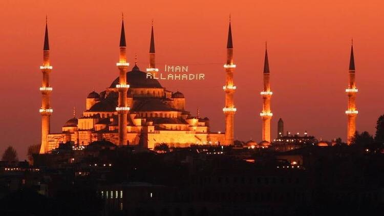 2016 İstanbul için iftar ve sahur saatleri