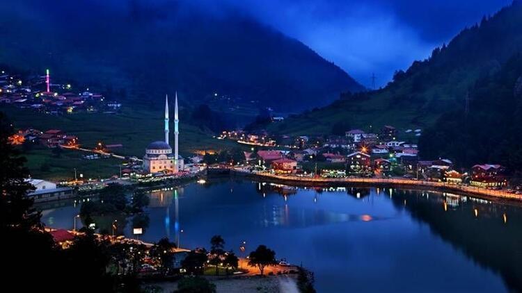 Trabzon ramazan etkinlikleri İpekyolu Fuar Alanı'nda!