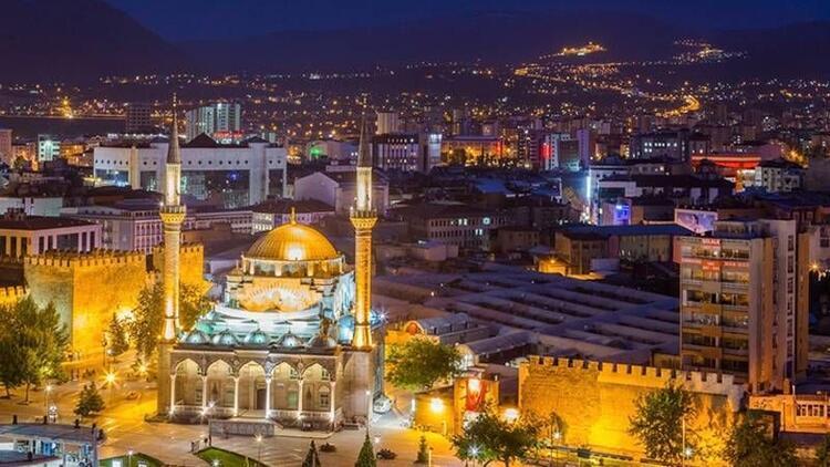 Kayseri'de ramazan coşkusu