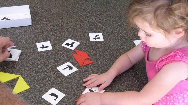 Bu oyun, çocukların görsel hafızasını geliştiriyor