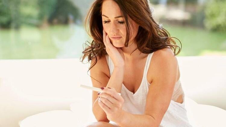 Depresyondaki kadınlar hamile kalamıyor