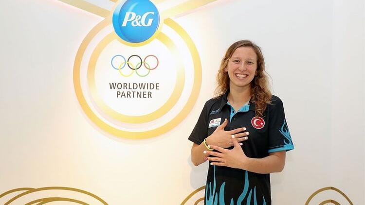 Olimpiyat sporcularının güzelliği P&G'den sorulur