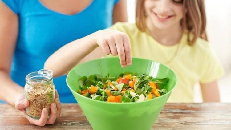 Kalp hastası olan çocuklar nasıl beslenmeli?