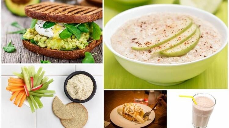 5 enerjik ve sağlıklı kahvaltı tarifi
