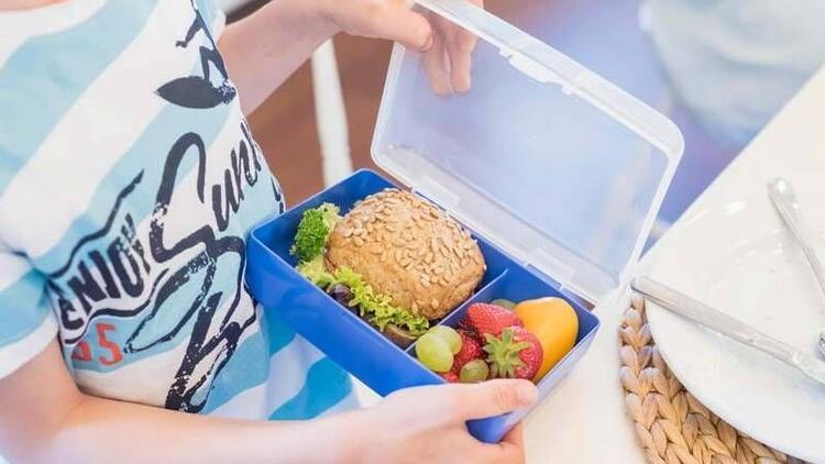 Sağlıklı beslenme çantası için bunlar şart