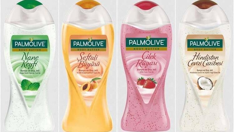 Palmolive ile vücudunuzu baştan çıkarın!