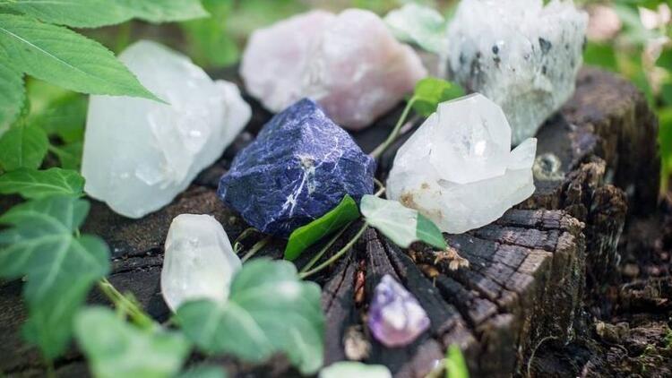 Şifalı taşların gizli gücünden faydalanın