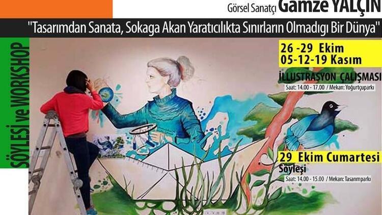 """""""İnsanlık Yolcusu"""" Tasarımcılar Kadıköy'de…"""