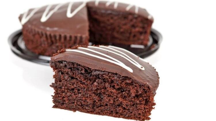 Sodalı çikolatalı kek tarifi
