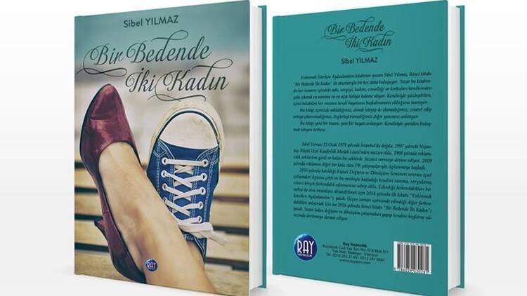 Sibel Yılmaz'ın ikinci kitabı: Bir Bedende İki Kadın