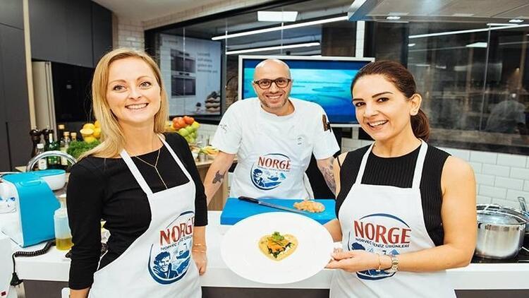 Norveç somonunu çocuklara sevdirecek tarifler