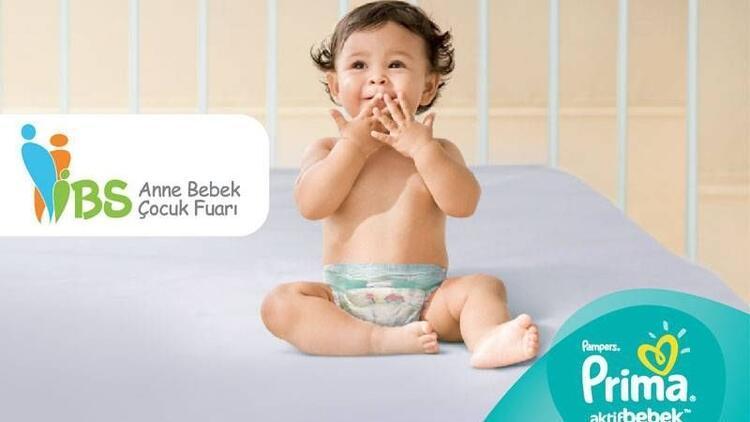 Prima, İBS Anne Bebek Çocuk Fuarı'nda!