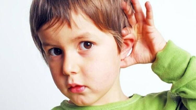 Çocuklarda dil ve konuşma problemleri
