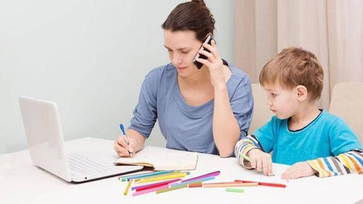 Bekar anne olmanın zorlukları