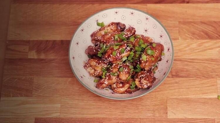Çin usulü tatlı ekşi soslu tavuk tarifi