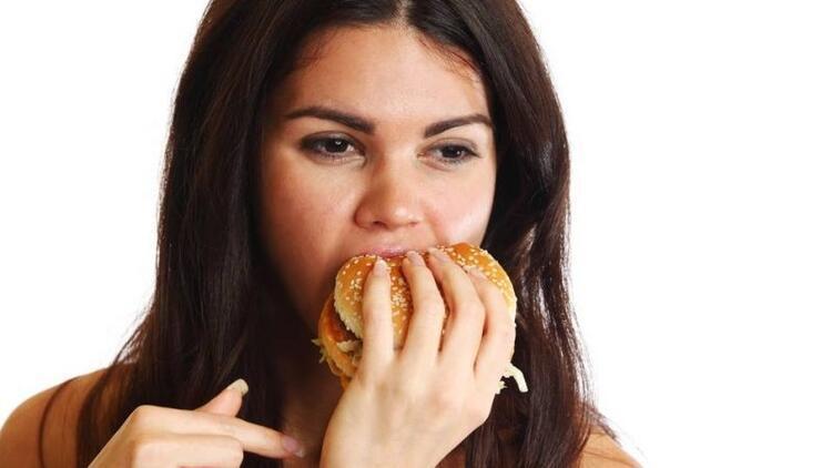 Daha az ve yavaş yemek zayıflatıyor!
