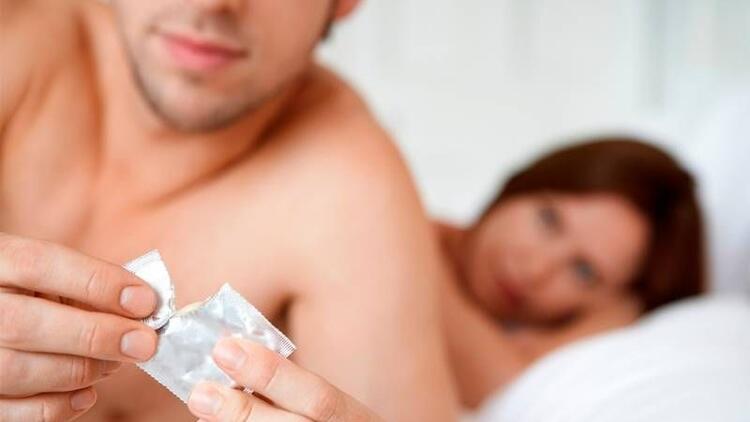 Prezervatif kullanmak erkeklere korkunç geliyor