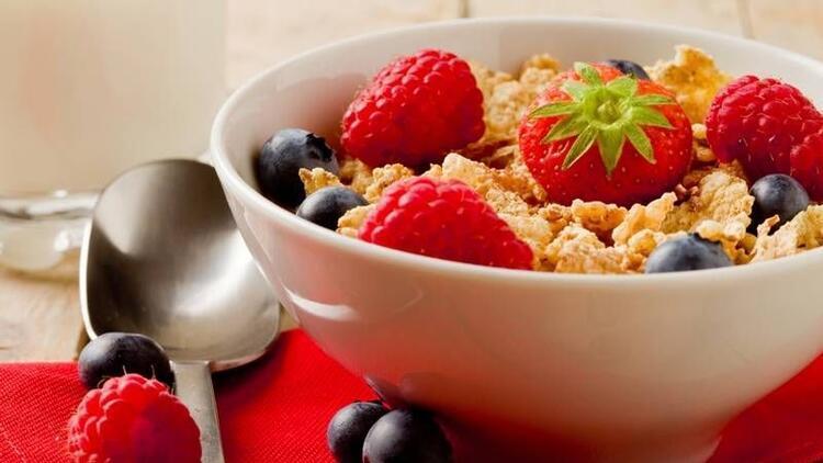 Tam tahıl tüketenler günlük 100 kalori fazla yakıyor