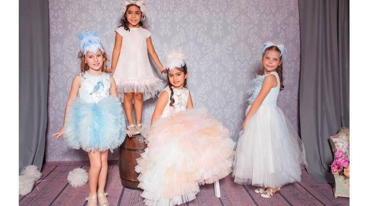 Infantas Prenses kız çocuklarıyla buluşuyor