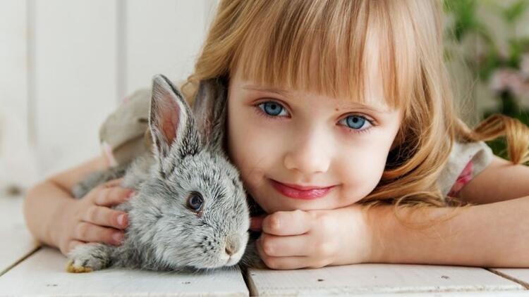 Hayvan sevgisi çocuğun gelişiminde önemli rol oynuyor