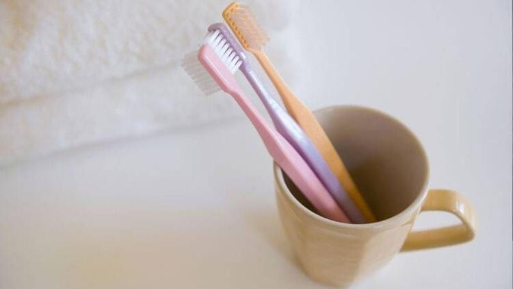 Diş fırçası nerede saklanmalı?