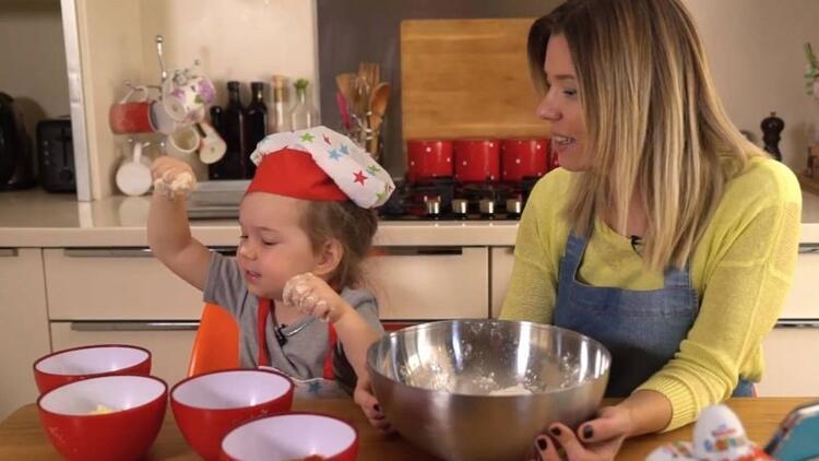 Çocuğunuzla birlikte yapabileceğiniz pratik pizza