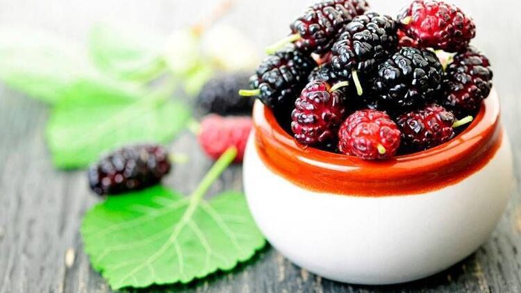 Ramazana özel dut tatlısıyla tatlı krizlerini geçirin