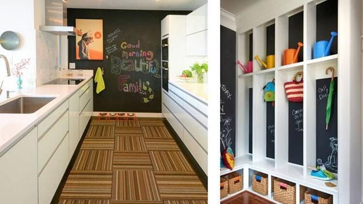 Çocuklu evler için dekorasyon önerileri