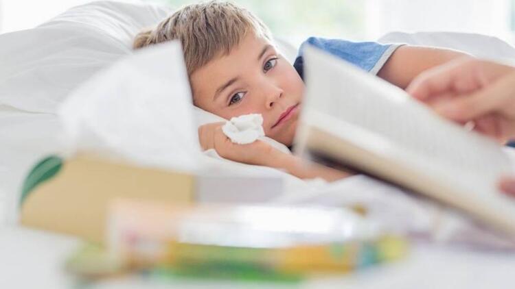 Yaz aylarında sık rastlanılan el-ayak-ağız hastalığı