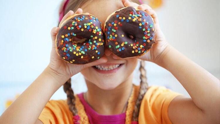 Çocuklarda şeker tüketimine dikkat!