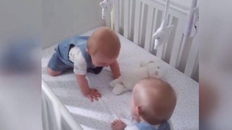 İkizlerin kahkaha krizi